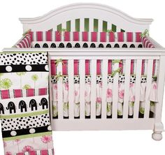 Cotton Tale Hottsie Dottsie Baby Bedding Collection