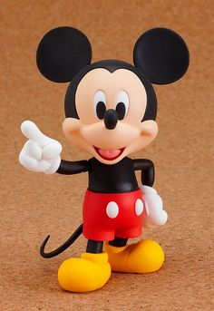 Mickey mouse clásico.