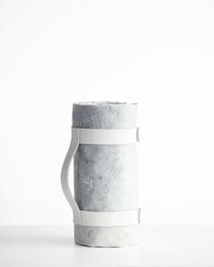 'Concrete Blanket' / A soft, high tech (picnic) blanket by Love Aesthetics Atelier