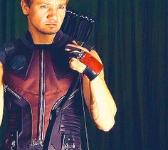 Clint 'I'm gonna live forever' Barton