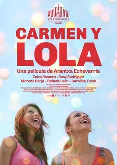 Carmen and Lola, Carmen lives in a gypsy community in the suburbs of Madrid. Like every other woman she has ever met, she is destined to live a life that is repeated. Movies 2019, Hd Movies, Movies Online, Movies And Tv Shows, Movie Tv, Movie Songs, Cannes, Madrid, Movie Posters