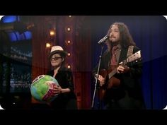 "Sean Lennon, Yoko Ono & Jimmy Fallon's Protest Song: ""Don't Frack My Mother"""