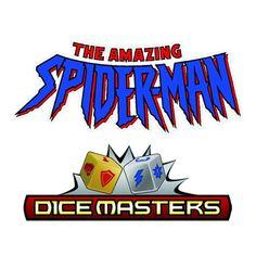 MARVEL DICE MASTERS AMAZING SPIDER-MAN Pack