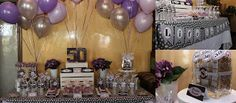 50th Birthday Party Decorating Ideas | ... Sugar Bee Bungalow: {Party Bee} Sarah's 50th Birthday Dessert Table
