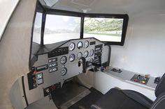 VirtualFly Ovo-04 Flight Simulator