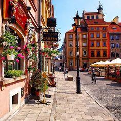 besttravelphotos:  Warsaw, Poland