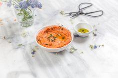 Houmous de poivrons – Cuisine moi un mouton