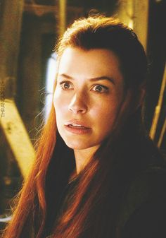 Tauriel evangline lily
