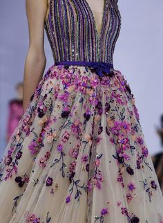 Georges Hobeika Fall/Winter 2015 Couture
