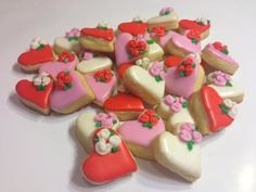 Items similar to Mini Heart Sugar Cookies Cookies) on Etsy Mini Heart, Sugar Cookies, Handmade Gifts, Desserts, Food, Products, Biscuits, Kid Craft Gifts, Tailgate Desserts
