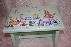 Clic Pooh Nursery Images Winnie The Baby Room Design
