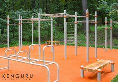 outdoor equipment manufacturer Outdoor Gym, Goals, Exercises