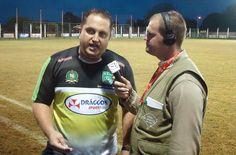 ONZE!FUTEBOL : Panambi sob comando do treinador Lúcio Collet está...