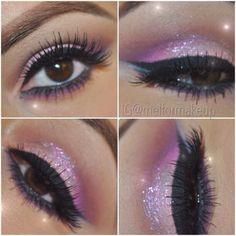 soft pink sparkle!