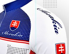 Check out new AWESOME #jersey #design on my @Behance portfolio: #Slovakia Cycling Jersey http://be.net/gallery/31565557/Slovakia-Cycling-Jersey #graphicdesign