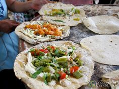 the delicious foods of oaxaca