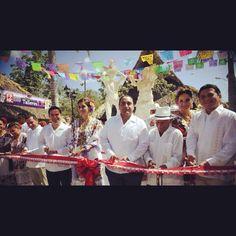 Inauguración de la Feria Cedral 2014 #Cozumel #QROO