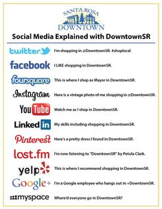 Social Media Explained with DowntownSR