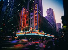 Radio City photography,original art print Music Hall photo Christmas picture Manhattan wall art New York artwork print décor film by KaleidoscopesPHOTO2 on Etsy