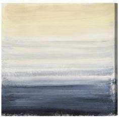 Sea Fog Canvas