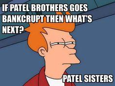 PATEL SISTERS!!! HAHAHAHA!!!