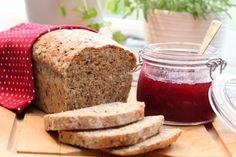 Sunt brød Allers Healthy Homemade Bread, Norwegian Food, Norwegian Recipes, Scandinavian Food, Second Breakfast, Just Bake, Bread Rolls, Dessert, Bread Baking