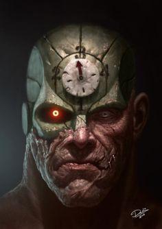 spyrale: Mean Machine from Judge Dredd by Disse86