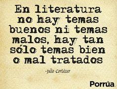 Cortázar.