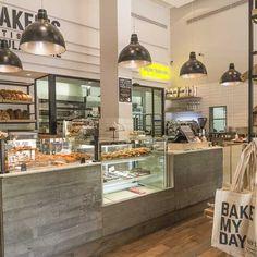 "Baker's,trendy Tel Aviv bakery en Instagram: ""This is our shop, welcome! :-) זו החנות שלנו, ברוכים הבאים! :-)"""