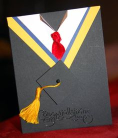 The Graduate- These would be great to make for Kris's upcoming college graduation!