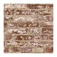 Dark Red, YORK WALLCOVERINGS RK4437 Urban Chic Up The Wall Wallpaper Grey