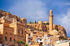 Mardin is a historical city which is located in Mesopotamia, southeastern of Turkey. The city is melting pot of many cultures and religions.