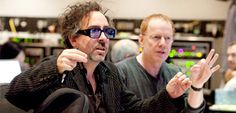 Tim Burton and Danny Elfman