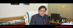 Why is it so hard to report when Tharoor speaks on Modi?.