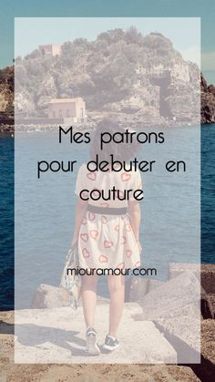 Revue de patrons pour débuter en couture - MiourAmour sew einfach clothes crafts for beginners ideas projects room Barbie Clothes, Diy Clothes, Dc Clothing, Fleece Hats, Half Up Half Down Hair, Couture Sewing, Dress Tutorials, Crochet Blouse, Junior Outfits
