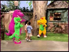 barney.i.can.do.it. #kids #videos @mad4clips