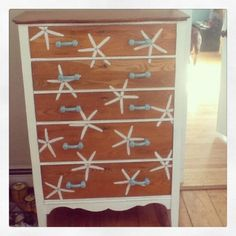 Trendy Diy Projects Using Nautical Stencils