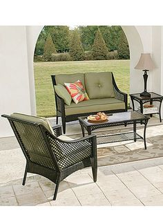 1000 Images About Patio Furniture On Pinterest Patio Furniture And Wicker