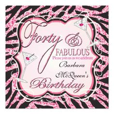 fabulous forty birthday - Google Search