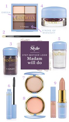 Two Looks to Get with the M.A.C. X Cinderella Collection