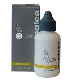 Dermalogica Oil Free Matte Spf 30 50 ml Yağlı Ciltler için Güneş Koruyucu