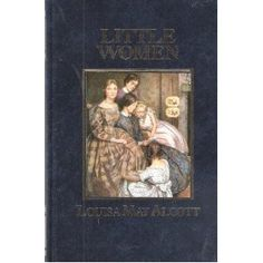 """Little Women"" by Louisa May Alcott"