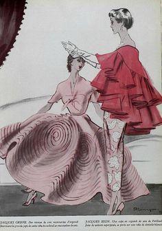 1953 dresses