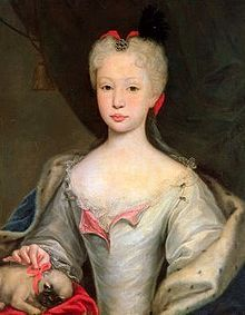 Barbara of Portugal (1711 - 1758). Daughter of Joao V and Maria Anna of Austria. She married Ferdinand VI of Spain but had no children.