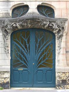 Maisons Huot – quai Claude-Le-Lorrain, Nancy by Yvette Gauthier