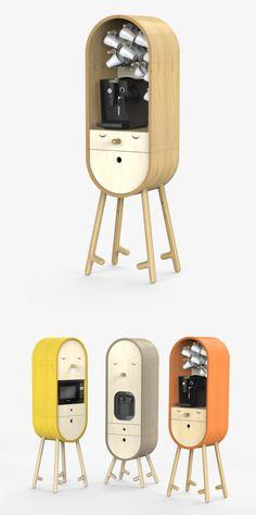 LoLo micro-kitchen by Tatyana and Mikhail Repin