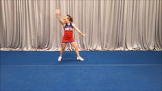 2017 18 Varsity Tryout Material cheer jump or standing tumble Cheerleading Tryouts, Cheerleading Cheers, Cheer Coaches, Cheer Stunts, Cheerleading Outfits, Cheer Dance Routines, Cheer Moves, Varsity Cheer, Football Cheer