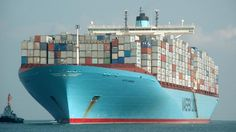 Shipping and oil firm Maersk navigates the trade slump