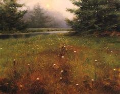 Renato Muccillo Fine Arts Studio - Low Land Meadow