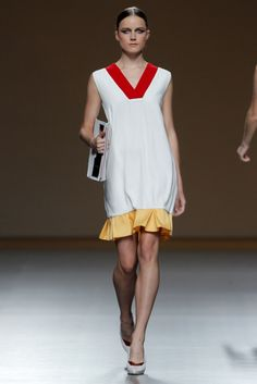 Mercedes-Benz Fashion Week Madrid. Primavera-Verano 2014. YODONA